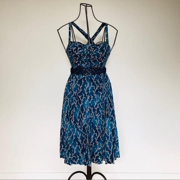 Anthropologie HD dress. Sz 4.
